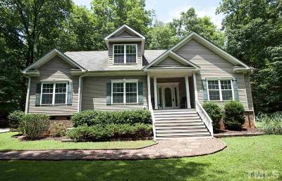 Durham Single Family Home For Sale: 4315 Sadie Scarlett Lane