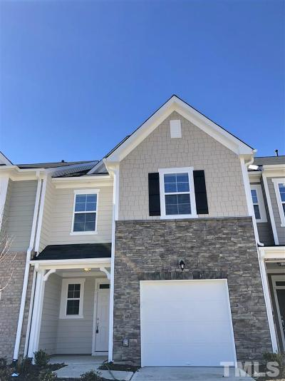 Apex Townhouse Pending: 2838 Lanasa Lane East #382