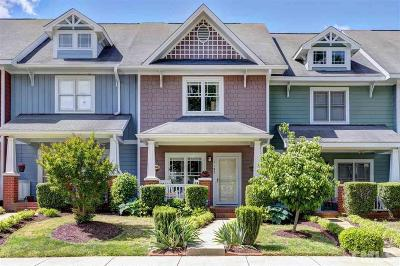 Apex Townhouse Contingent: 1132 Scotts Ridge Trail
