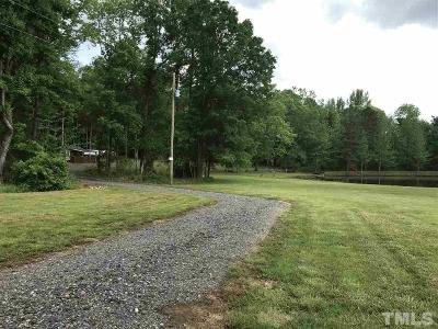 Siler City Residential Lots & Land For Sale: 3159 Flintridge Road