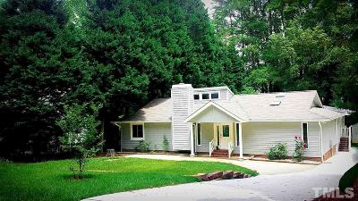 Single Family Home For Sale: 5830 Bayberry Lane
