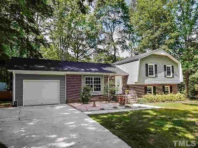 Single Family Home Contingent: 1114 Brookgreen Drive