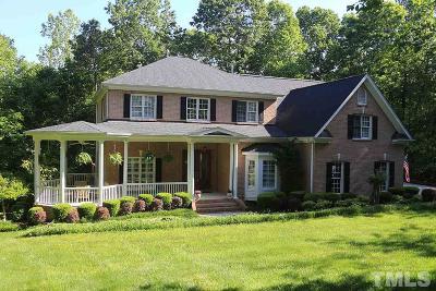 Wake Forest Single Family Home For Sale: 528 Vista Del Lago Lane