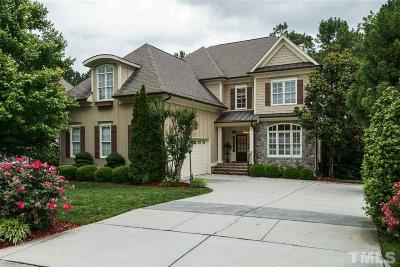 Wake Forest NC Single Family Home For Sale: $609,900
