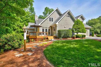 Cary Single Family Home Contingent: 104 Whittshire Court