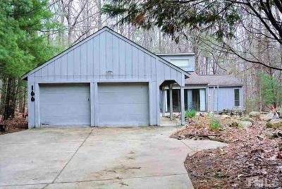 Pittsboro Rental For Rent: 166 Wintersage