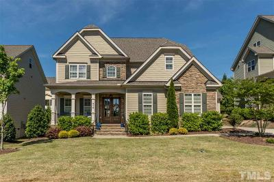 Cary Single Family Home Contingent: 318 Brodie Lloyd Court