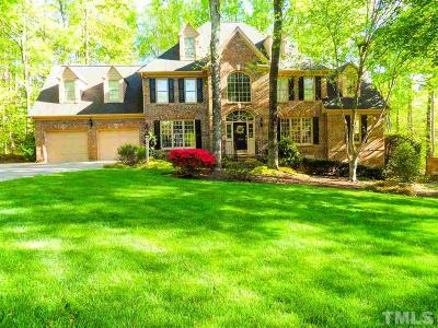 Cary Single Family Home For Sale: 104 Bordeaux Lane