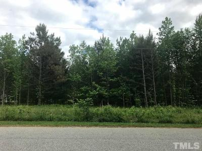 Apex Residential Lots & Land For Sale: 4933 Jessie Drive