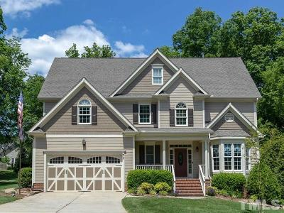 Pittsboro Single Family Home For Sale: 47 Breezewood Court