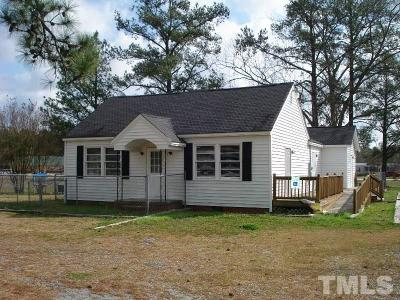 Harnett County Commercial For Sale: 4507 E Nc 55 Highway