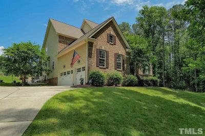 Wake County Single Family Home For Sale: 1500 Porter Creek Court