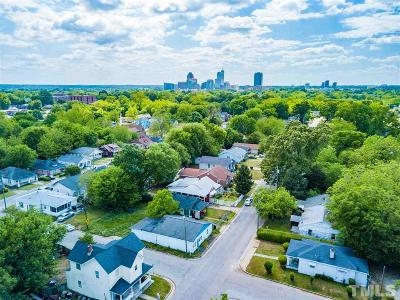 Wake County Residential Lots & Land For Sale: 1220 Pender Street