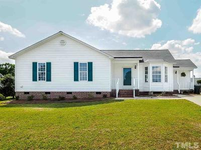 Fuquay Varina Single Family Home Pending: 1016 S Willhaven Drive