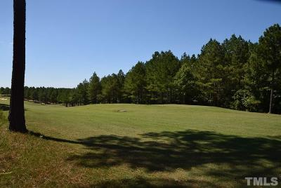 Pittsboro NC Residential Lots & Land For Sale: $60,000