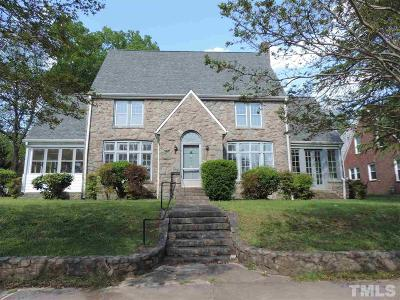 Oxford Single Family Home For Sale: 423 Martin Luther King Jr Avenue