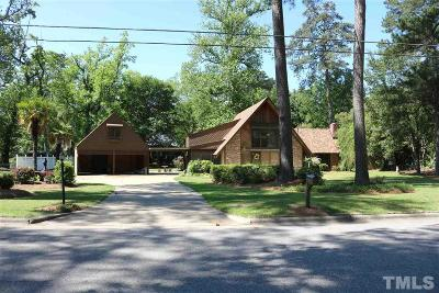 Dunn NC Single Family Home Pending: $183,000