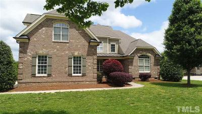 Wake Forest Single Family Home For Sale: 2013 Shingleback Drive