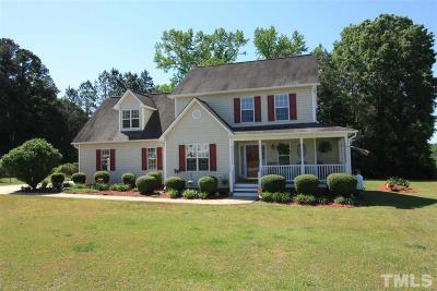 Garner Single Family Home For Sale: 1245 Open Field Drive