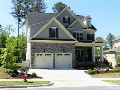 Cary Single Family Home For Sale: 2829 Banks Knoll Drive