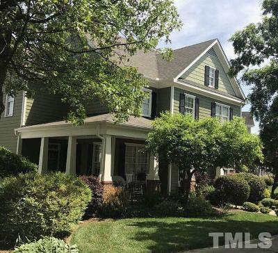 Chapel Hill Single Family Home For Sale: 401 Highgrove Drive