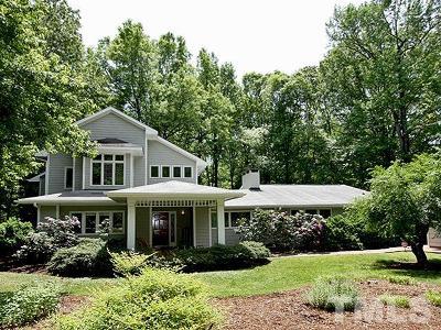 Chapel Hill Single Family Home For Sale: 910 Arrowhead Road