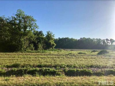 Sampson County Residential Lots & Land For Sale: Bud Johnson Road