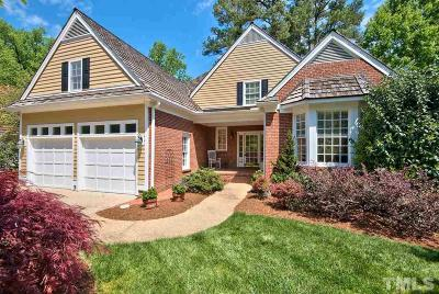 Chapel Hill Single Family Home For Sale: 215 Mill Race Drive