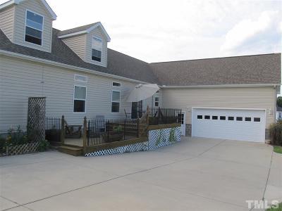 Harnett County Single Family Home For Sale: 330 Cottle Lake Drive