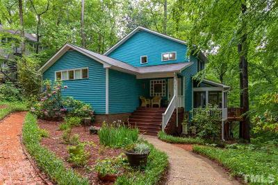 Chapel Hill Single Family Home For Sale: 105 Braswell Road