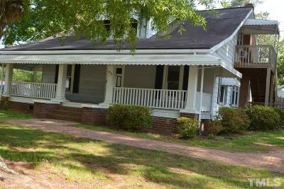 Pittsboro Commercial For Sale: 579-A West Street