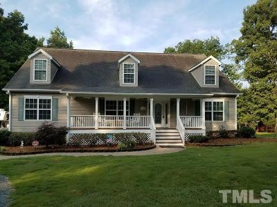 Durham Single Family Home For Sale: 5415 Guess Road