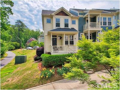Apex Townhouse Contingent: 527 Village Loop Drive