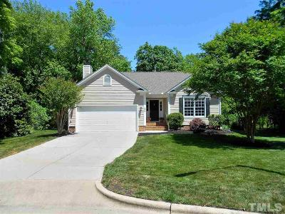Knightdale Single Family Home Contingent: 906 Silent Retreat Street