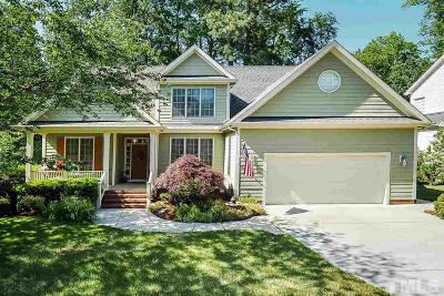 Cary Single Family Home For Sale: 400 Briardale Avenue