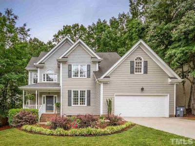 Holly Springs Single Family Home For Sale: 212 Dutch Hill Drive