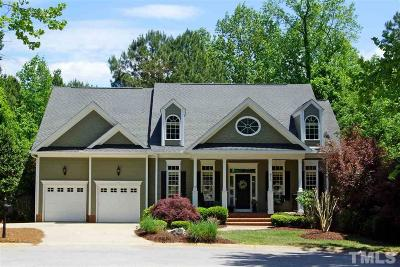 Holly Springs Single Family Home Contingent: 417 Sunset Grove Drive