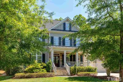 Holly Springs Single Family Home Contingent: 245 Grantwood Drive