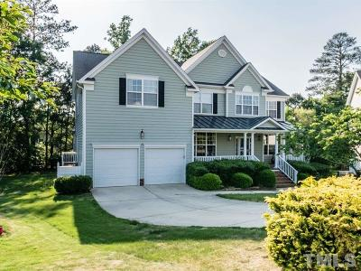 Morrisville Single Family Home For Sale: 206 Elshur Way
