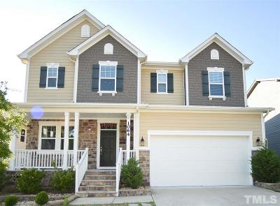 Morrisville Single Family Home Contingent: 1064 Bender Ridge Drive