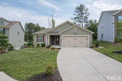Wake Forest Single Family Home For Sale: 109 Dry Gully Court