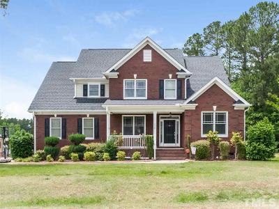 Harnett County Single Family Home For Sale: 248 Skipping Water Drive