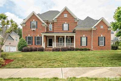Cary Single Family Home For Sale: 312 Braebrook Way