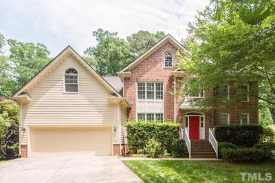 Raleigh Single Family Home For Sale: 4122 Glen Laurel Drive