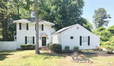 Dunn Single Family Home For Sale: 304 S Watauga Avenue