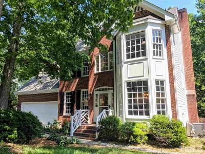 Cary Single Family Home Contingent: 121 White Sands Drive