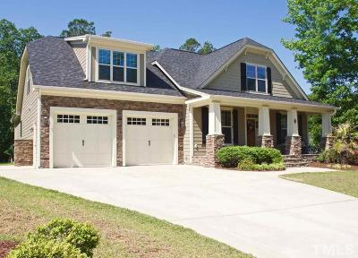 Clayton Single Family Home For Sale: 220 Grantwood Drive