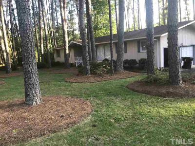 Sanford Single Family Home Pending: 809 Stoneybrook Drive