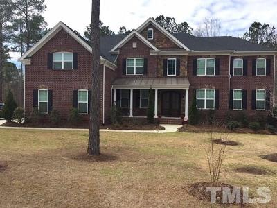 Single Family Home For Sale: 3924 Colinwood Lane