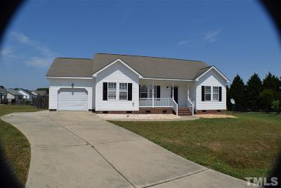 Single Family Home For Sale: 51 Eula Court